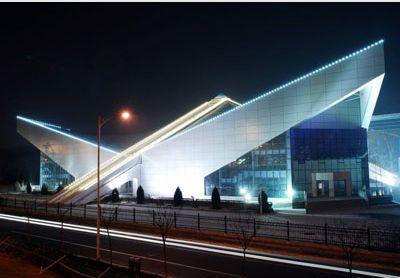 北京石景山体育馆